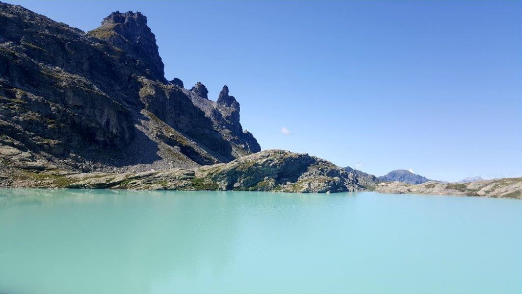 Fünf Seen Wanderung Pizol